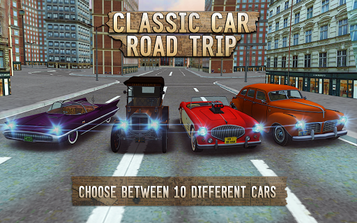 Classic Car Road Trip