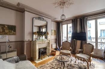 Appartement meublé 3 pièces 59,74 m2