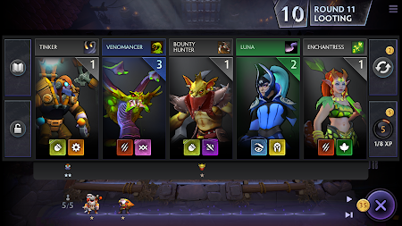 Dota Underlords APK screenshot thumbnail 2