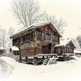 Loft by Svein Hurum - Buildings & Architecture Public & Historical