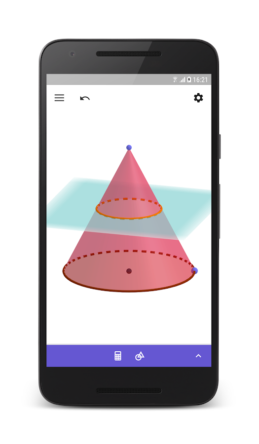 GeoGebra 3D Graphing Calculator- screenshot