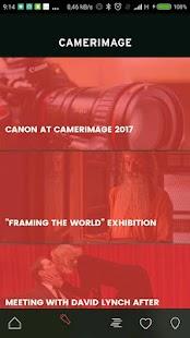 Camerimage 2017 - náhled