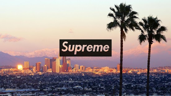 Only Supreme Wallpapers Android Apps On Google Play