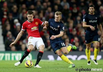 Manchester United: Carrick sur la touche