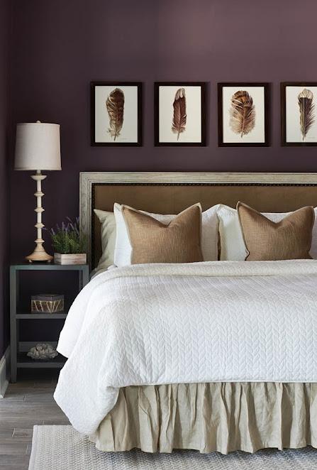 5 tông màu thiết kế cho phòng ngủ lãng mạn 5
