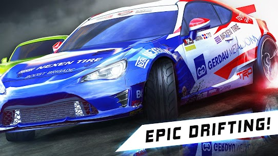 Torque Drift Mod 1.4.2 Apk [Free Shopping] 1