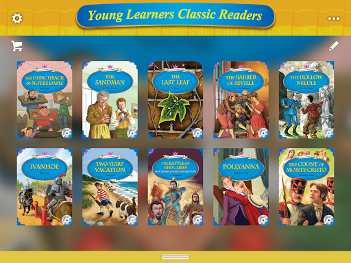 Young Learners ClassicReaders6