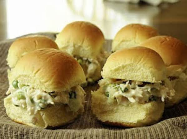 These Little Treasures Are Awesome On Mini Pototo Rolls But It Is Really Good Without A Roll Too.