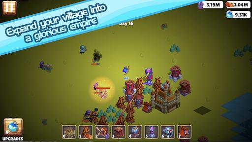 Empire vs Zombie - Free Casual Tower Defense Games  screenshots 4