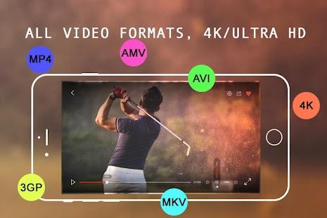 VID Video Player HD Mot - náhled