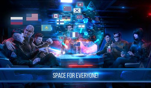 Stellar Age: MMO Strategy  screenshots 5
