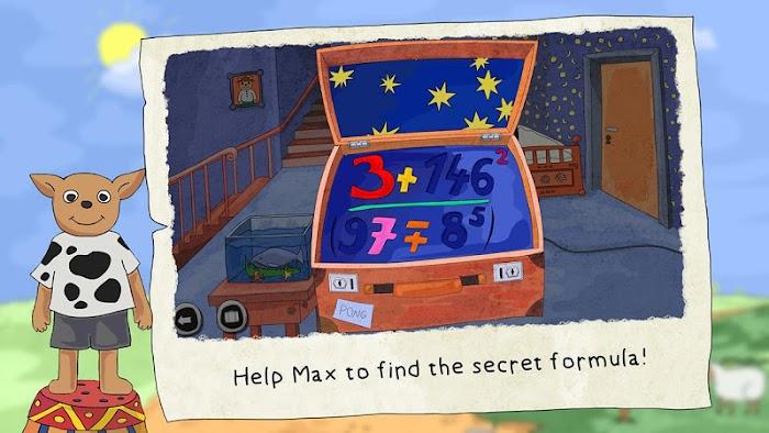 Max and the Secret Formula- screenshot