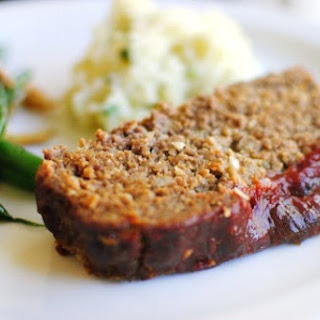 Meatloaf With Italian Bread Crumbs Recipes.