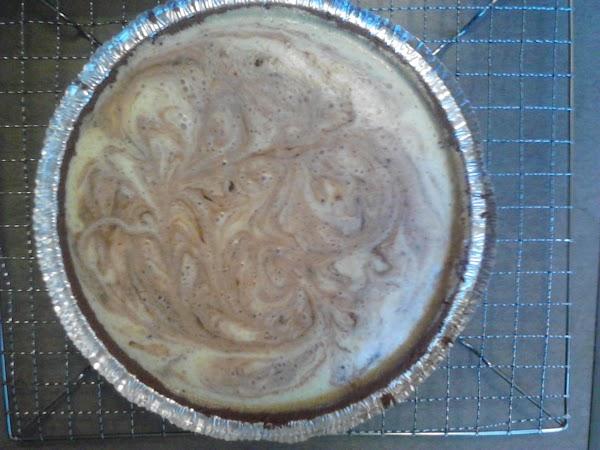 Chocolate Swirl Cheesecake In Chocolate Crust Recipe