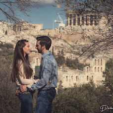 Wedding photographer Gregory Daikos (grdaikos). Photo of 03.11.2017