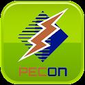PECON EMPLOYEE ATTENDANCE icon