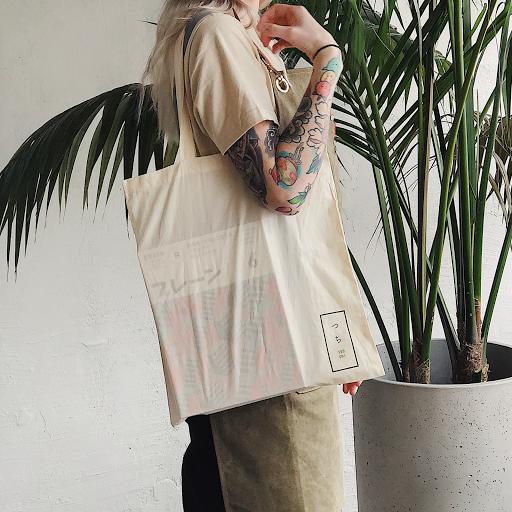 Tsuchi Tote Bag