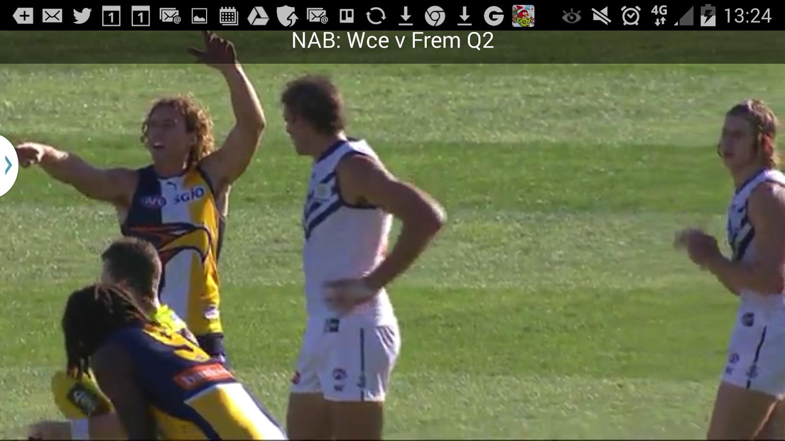 AFL Live Official App - screenshot
