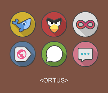 Ortus Icon Pack Pro Screenshot