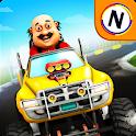 Motu Patlu Go Kart Racing - Transform Racing Game icon