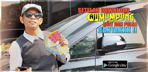 Ajimumpung: Uang pulsa gratis Apps (apk) gratis te downloaden voor Android/PC/Windows screenshot