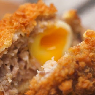 Heston's Scotch Quail Egg