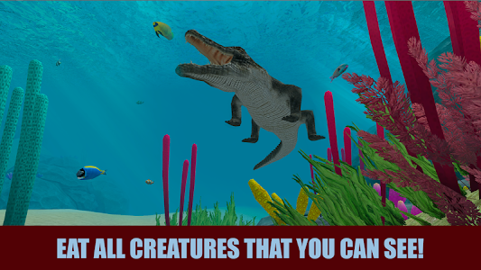 Crocodile Attack Simulator 3D screenshot 3