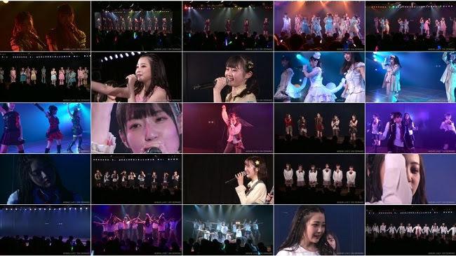 191102 (720p) AKB48 研究生「パジャマドライブ」公演 (Sato Shiori Graduation Announcement)
