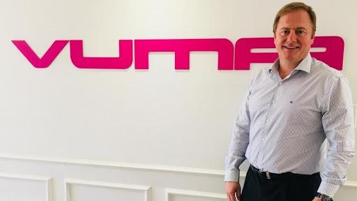 Vumatel CEO Dietlof Mare.