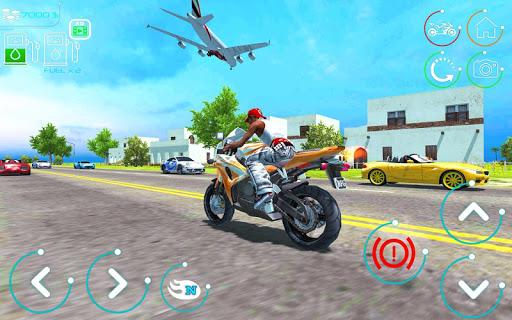 Police Motorbike Driver  screenshots 5