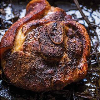 Smoked Pork Shoulder Recipe