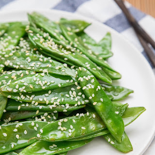 Snow Peas Side Dish Recipes.