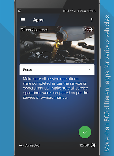 OBDeleven PRO car diagnostics app VAG OBD2 Scanner  screenshots 8