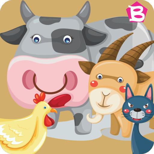 動物は、赤ちゃんのゲームの音 棋類遊戲 LOGO-玩APPs