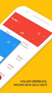 Mobills: Persönliche Finanzen Screenshot