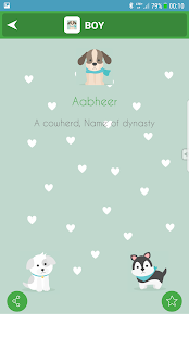 Dog Names - Free and Offline App - náhled