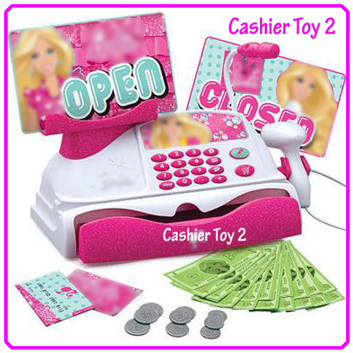Cashier Toy 2