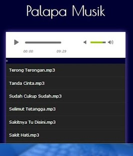 Latest MP3 Dangdut Koplo - náhled
