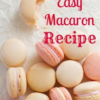 Easy Macaron.
