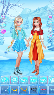 Icy Dress Up – Girls Games 5