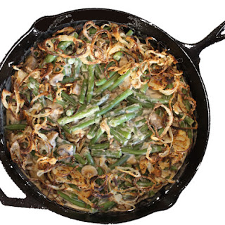 BEST-EVER GREEN BEAN CASSEROLE