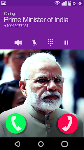 Own fake call (PRANK) 22.0 screenshots 15