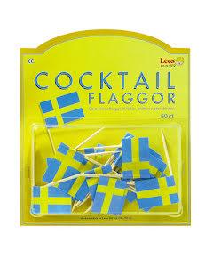 Cocktailflaggor SE, 50 st