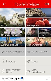 SBB Mobile screenshot 03
