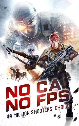 Crisis Action: NO CA NO FPS screenshot 13