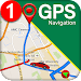 GPS Navigation & Map Direction - Route Finder icon
