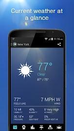 1Weather:Widget Forecast Radar Screenshot 2