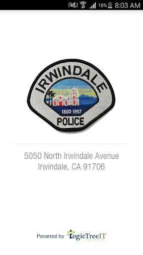 Irwindale PD