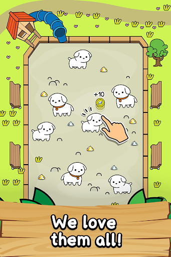 Dog Evolution - Clicker Game 1.0.2 screenshots 2