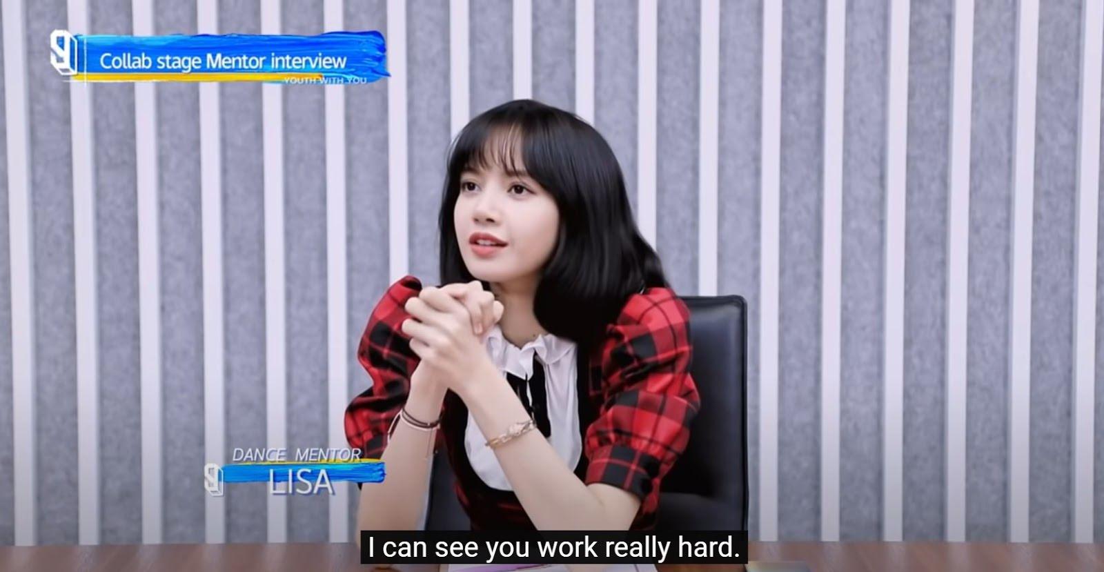 lisa hard work
